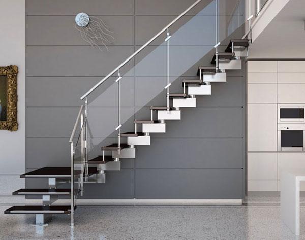 Địa chỉ lắp đặt cầu thang kính hiện đại tại TPHCM-02